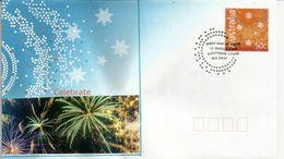 AUSTRALIA: Constellation Of The Southern Cross. FDC Village Of Southern Cross W.A. Year 2004 - Astronomie