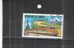 Gibuti PO  1981 Locomotive  Scott..527..See Scan On Album Tematiche; - Gibuti (1977-...)