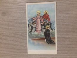 Santino Visione Di S. Domenico - Images Religieuses