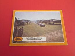 176-200 : N°6  TRADING CARD De 1964 !!! FILM BATTLE OF BRITAIN Publié Par CHEWING GUMS A&BC - X-Files