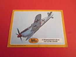 176-200 : N°22  TRADING CARD De 1964 !!! FILM BATTLE OF BRITAIN Publié Par CHEWING GUMS A&BC - X-Files