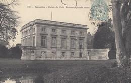 78 - Yvelines - Versailles - Palais Du Petit Trianon - ( Façade Ouest ) - Plan N°1 - Versailles (Château)