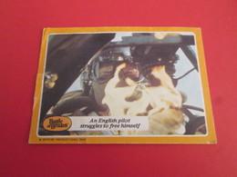 176-200 : N°60  TRADING CARD De 1964 !!! FILM BATTLE OF BRITAIN Publié Par CHEWING GUMS A&BC - X-Files