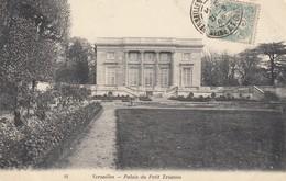 78 - Yvelines - Versailles - Palais Du Petit Trianon - Plan N°3 - Versailles (Château)