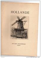 DUHAMEL ( Georges ), Hollande, Illustrations De Jean Frélaut, 1949 , No Sur 135 ( Menu Avec 1 Des 54 Eaux-fortes ) - Non Classés