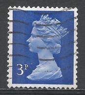 Great Britain 1973. Scott #MH36 (U) Queen Elizabeth II - 1952-.... (Elizabeth II)