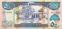 Somaliland 500 Shilin, P-6g (2008) - UNC - Somalia