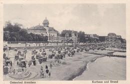 Ostseebad Arendsee Kurhaus Und Strand - Allemagne