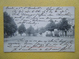 SAINTE MENEHOULD. L'Avenue Victor Hugo. - Sainte-Menehould