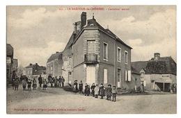 53 MAYENNE - LA BAZOUGE DE CHEMERE Carrefour Central - France