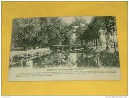 Nismes -  Le Pont Des Dindons   -   1919 - Viroinval
