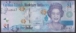 Cayman Island 1 Dollar 2014 P38d2 UNC - Iles Cayman