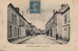 78 BONNIERES-sur-SEINE  Rue De Paris - Bonnieres Sur Seine