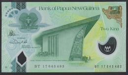 Papua New Guinea 2 Kina 2018 Pnew - Papouasie-Nouvelle-Guinée