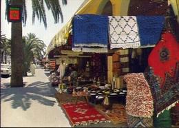 Casablanca  Bd Mohammed El Hansall - Formato Grande Non Viaggiata – E 9 - Casablanca
