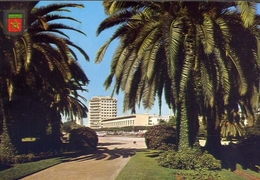 Casablanca  Place Des Nations Unies - Formato Grande Non Viaggiata – E 9 - Casablanca