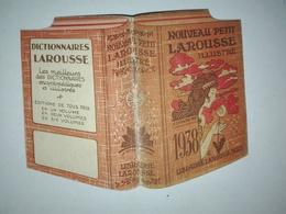PETIT CALENDRIER LAROUSSE ILLUSTRE GRASSET 1938 - Petit Format : 1921-40