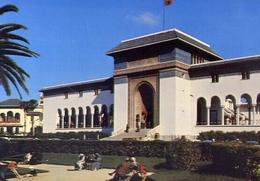 Casablanca - Place Des Nation Unies - Formato Grande Non Viaggiata – E 9 - Casablanca