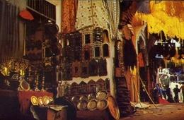 Marrakech - Bazar Et Les Souks Des Teinturiers - Formato Grande Viaggiata – E 9 - Marrakech