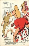 -ref-B394- Guerre 1939-45 - Humoristiques - Illustrateurs - Illustrateur Huguette Carron - Proud - Amerique- Usa - - Humoristiques