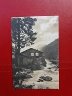 Antica Casa In Pietra Sulla Sponda Del Fiume - Fotografica Viaggiata Il 2.12.1941 - Ed. Fotocelere Torino - Cartoline