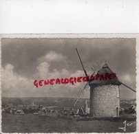 29- CAMARET -LE VIEUX MOULIN DE QUERMEUR- LA VILLE DE CAMARET E A L' HORIZON LA POPINTE DES ESPAGNOLS 1951 - Camaret-sur-Mer