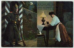 (032..768) Militär, Uniform, Liebe, Heimat, 1911 - Heimat