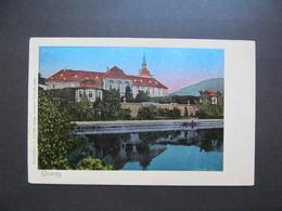 Postkarte, Osegg, 1942, Stempel, Osegg *DEL3007* - Tschechische Republik