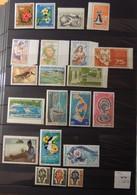 Polynesie  - Belle Collection Tous ** - All MNH  - Cote Environ 180 Euros - French Polynesia