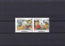 Venezuela Nº 1540 Al 1541 - Venezuela