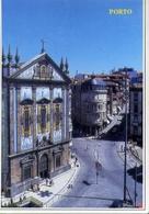 Porto - Portogal - Bigreja Dos Congregados E Rua 31 De Janeiro - Formato Grande Viaggiata – E 9 - Porto