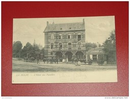 LA HULPE  -   L'Hôtel Des Familles    -  1905   - - La Hulpe