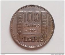 ALGERIE 100  FRANCS 1952       N °133D - Algérie