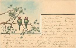 -ref-B382- Illustrateurs - Illustrateur Sawa - Oiseaux -  Japon - Carte Bon Etat - - Illustrateurs & Photographes