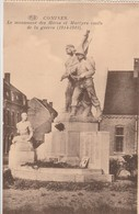 COMINES MONUMENT DES HEROS ET MARTYRS CIVILS 14_18 - Komen-Waasten