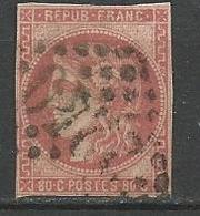 BORDEAUX N° 49 OBL - 1870 Emission De Bordeaux