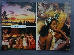 TAHITI   CARTE POSTALE - Tahiti