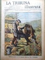 La Tribuna Illustrata 14 Gennaio 1906 Madonna Raffaello Mondo Apicella Molfetta - Libri, Riviste, Fumetti
