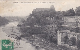 Lavaur  La Cathedrale St Alain - Lavaur