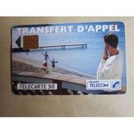 TELECARTE 50 : France Telecom - Transfert D'appel - Télécartes
