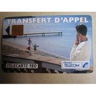 TELECARTE 120 : France Telecom - Transfert D'appel - Autres