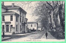 9 - MAZAMET - BANQUE DE FRANCE - Mazamet