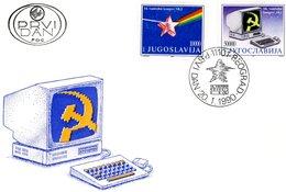 °°° F.d.c. Iugoslavia  N.232 °°° - FDC