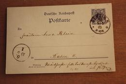 ( 1224 ) DR GS P 40 II  Ab  Gelaufen -   Erhaltung Siehe Bild - Allemagne