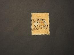 N.S.W. (AUSTRALIA) - SERVIZIO - 1913/24 CANGURO 4 P. - TIMBRATO/USED - 1850-1906 New South Wales