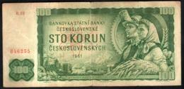 Czechoslovakia 100 Korun 1961 Tchécoslovaquie Cecoslovacchia Czechoslovakia - Czechoslovakia
