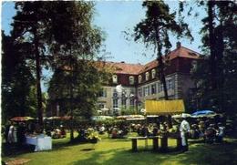 Berlin - Grunewald - Schlob Hotel Gehrhu - Formato Grande Viaggiata – E 9 - Cartoline