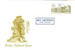 DDR Ganzsache P98 ** - Postkarten - Ungebraucht