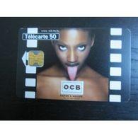 TELECARTE 50 :  OCB, Papier à Rouler - Télécartes