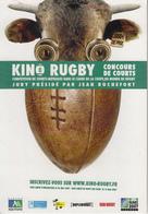KIN O RUGBY  Concours  Jury  Présidé Par Jean Rochefort - Rugby